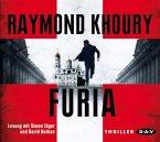 Furia / Sean Reilly Bd.1 (6 Audio-CDs) (Mängelexemplar)