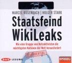 Staatsfeind WikiLeaks, 6 Audio-CDs (Mängelexemplar)
