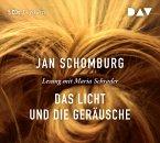 Das Licht und die Geräusche, 5 Audio-CDs (Mängelexemplar)