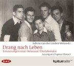 Drang nach Leben. Erinnerungen einer Holocaust-Überlebenden, 4 Audio-CDs (Mängelexemplar)