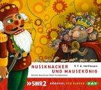 Nussknacker und Mausekönig, 1 Audio-CD (Mängelexemplar)