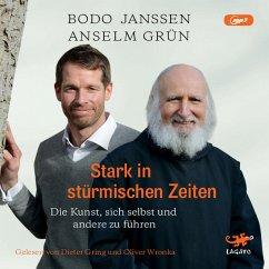 Stark in stürmischen Zeiten (MP3-Download) - Janssen, Bodo; Grün, Anselm