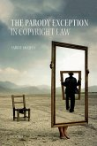 The Parody Exception in Copyright Law (eBook, PDF)