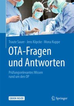 OTA - Fragen und Antworten - Sauer, Traute;Köpcke, Jens;Kuppe, Mona