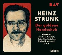 Der goldene Handschuh, 1 Audio-CD - Strunk, Heinz