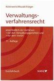 Grundriss des österreichischen Verwaltungsverfahrensrechts (broschiert)