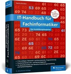 IT-Handbuch für Fachinformatiker - Kersken, Sascha