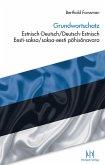 Grundwortschatz Estnisch-Deutsch/Deutsch-Estnisch