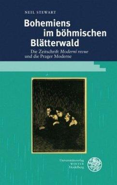 Bohemiens im böhmischen Blätterwald - Stewart, Neil
