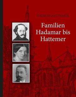 Familien Hadamar bis Hattemer (eBook, ePUB)