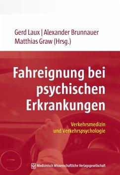 Fahreignung bei psychischen Erkrankungen (eBook, PDF)