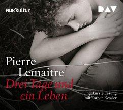Drei Tage und ein Leben, 6 Audio-CDs (Mängelexemplar) - Lemaître, Pierre