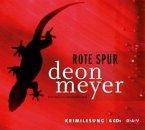 Rote Spur, 5 Audio-CDs (Mängelexemplar)