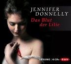 Das Blut der Lilie, 6 Audio-CDs (Mängelexemplar)