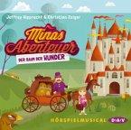 Minas Abenteuer - Der Baum der Wunder, 1 Audio-CD (Mängelexemplar)