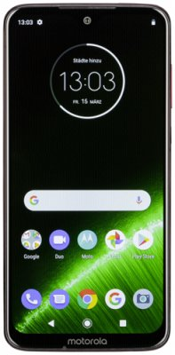Motorola Moto G7 Plus viva red 64GB
