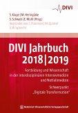 DIVI Jahrbuch 2018/2019 (eBook, PDF)