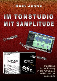 Im Tonstudio mit Samplitude (eBook, ePUB)