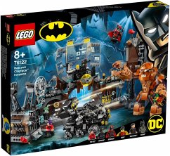 LEGO® DC Universe Super Heroes 76122 Clayface Invasion in die Bathöhle