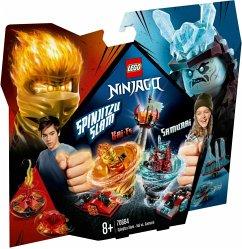 LEGO® Ninjago 70684 Spinjitzu Slam Kai vs. Eis-Samurai