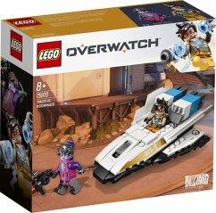 LEGO® Overwatch 75970 Tracer vs. Widowmaker