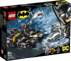 LEGO® DC Universe Super Heroes 76118 Batcycle-Duell mit Mr. Freeze