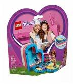 LEGO® Friends 41387 Olivias sommerliche Herzbox