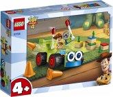 LEGO Toy Story 10766 Woody & Turbo (4+)