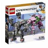 LEGO® Overwatch 75973 D.Va & Reinhardt