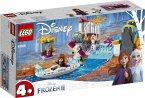LEGO® Disney Frozen II 41165 Annas Kanufahrt