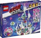 """The LEGO Movie 2 70838 Königin Wasimma Si Willis gar nicht böser"""" Space-Tempel"""