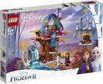LEGO® Disney 41164 Die Eiskönigin 2, Verzaubertes Baumhaus