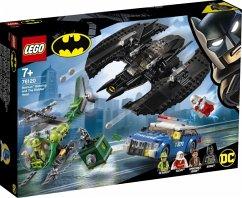 LEGO® DC Universe Super Heroes 76120 76120 Batman: Batwing und der Riddler-Überfall