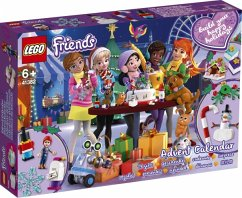 Image of LEGO 41382 Friends: LEGO® Friends Adventskalender