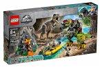 LEGO® Jurassic World 75938 - T. Rex vs. Dino-Mech