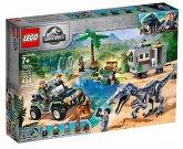LEGO® Jurassic World 75935 - Baryonyx Kräftemessen-Die Schatzsuche
