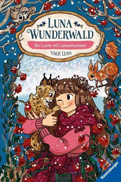 Buch-Reihe Luna Wunderwald