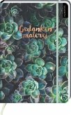 myNOTES Notizbuch A4: Gedankenmalerei - notebook large, dotted - für Träume, Pläne und Ideen / ideal als Bullet Journal oder Tagebuch