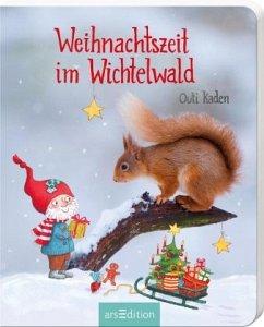 Weihnachtszeit im Wichtelwald - Kaden, Outi