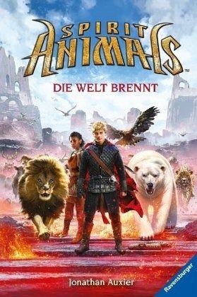 Buch-Reihe Spirit Animals