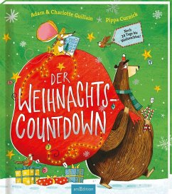 Der Weihnachts-Countdown - Guillain, Adam; Guillain, Charlotte