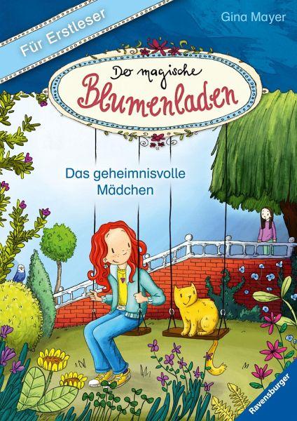 Buch-Reihe Der magische Blumenladen für Erstleser
