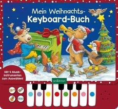 Mein Weihnachts-Keyboard-Buch