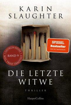 Die letzte Witwe - Slaughter, Karin
