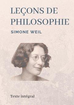 Leçons de philosophie (eBook, ePUB)
