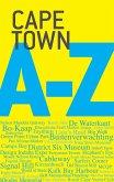 Cape Town A-Z (eBook, ePUB)