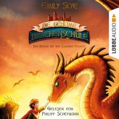 Der Drache mit den silbernen Hörnern / Die geheime Drachenschule Bd.2 (MP3-Download) - Skye, Emily