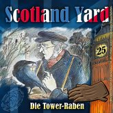 Scotland Yard, Folge 25: Die Tower-Raben (MP3-Download)