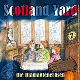 Scotland Yard, Folge 7: Die Diamantenerbsen (MP3-Download)