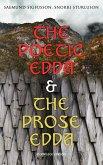 The Poetic Edda & The Prose Edda (Complete Edition) (eBook, ePUB)